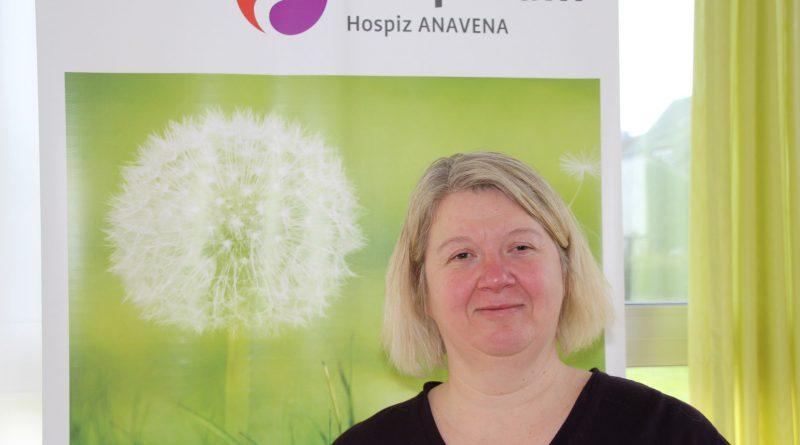Hospizleiterin Christiane Stahl